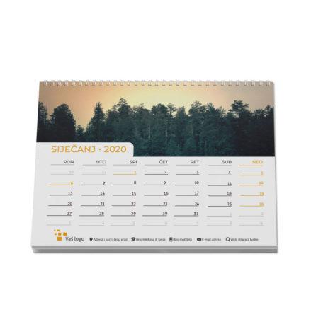 Izrada stolnih kalendara
