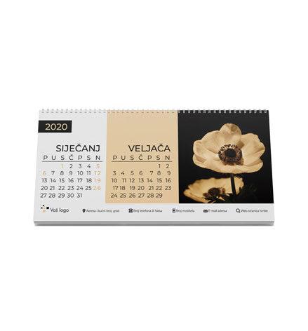 Dizajn stolnih kalendara